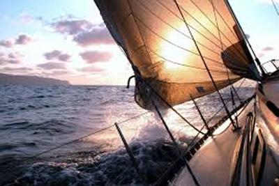 Les bateaux à voiles